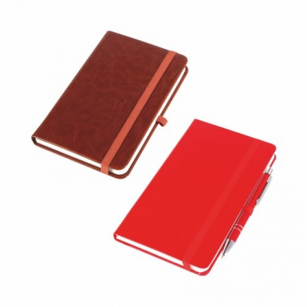 Thermo leather notebook 13X21 Cm 917-1