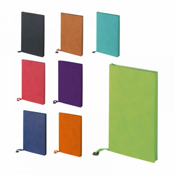Soft Cover Notebook size: 13X21 Cm 2280