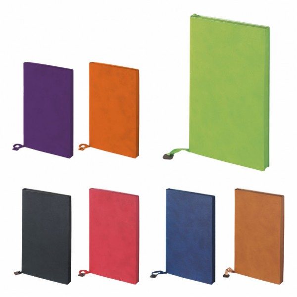 Soft Cover Notebook size: 10x17 Cm 4110-914