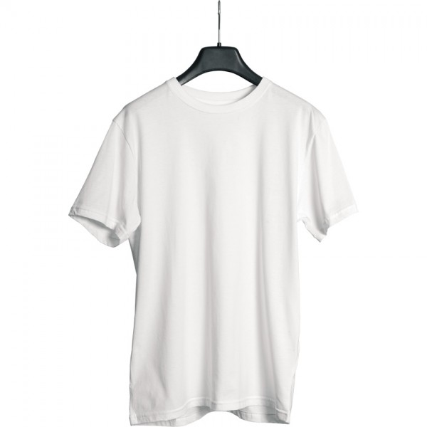 Double Sided Printed Promotional T-Shirt - Crew Neck