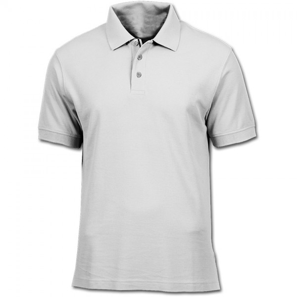 Printed Promotional T-Shirt - Polo Neck